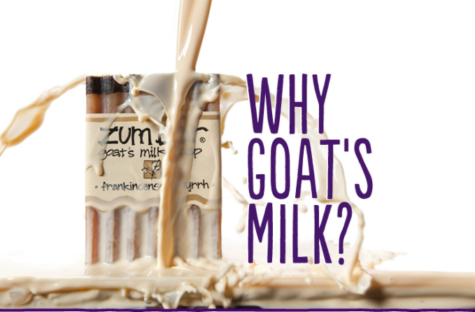 Why Goat's Milk?