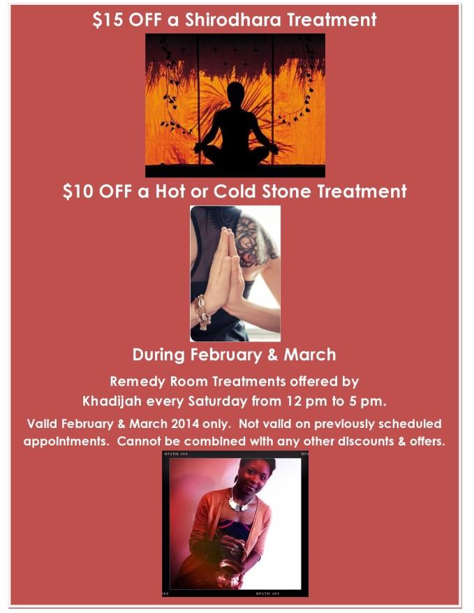 Remedy Room Promo