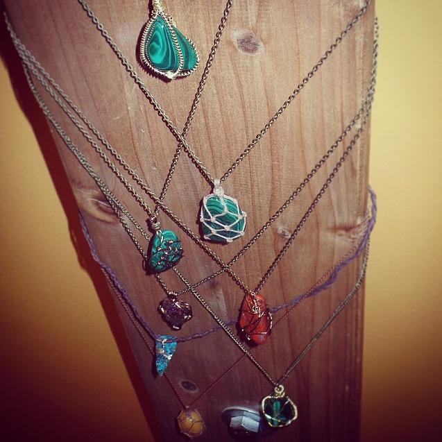 Sanna Necklaces