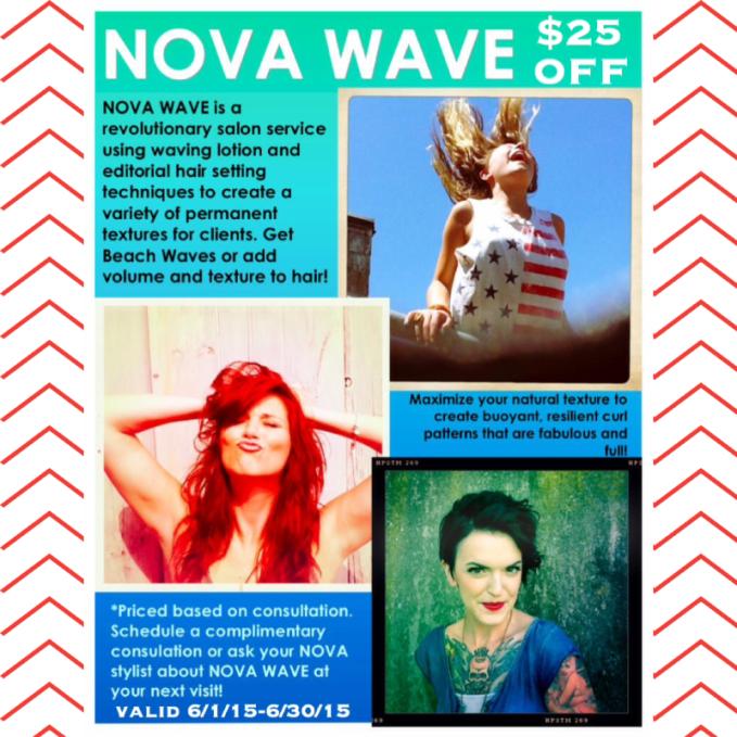 Nova Wave Promo