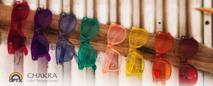 RainbowOPTXChakraColorTherapyGlasses