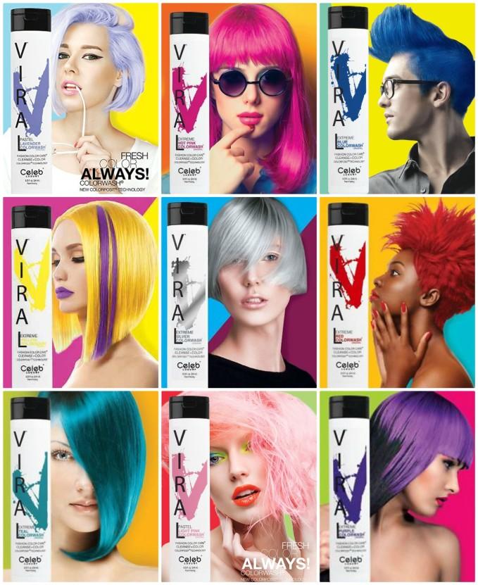 VIRAL Colorwash